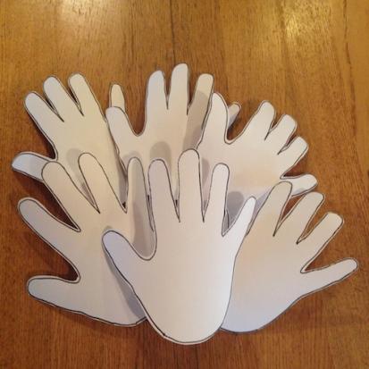 Hand Cutouts