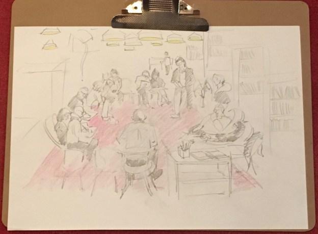 Workshop Sketch